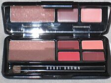 NEW LED BOBBI BROWN MINI/TAVEL SIZE CLASSIC LIP PALETTE, 5 COLORS