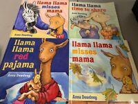 Llama Llama Lot Of 3 Llama books