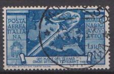 1937 REGNO D' ITALIA N.PA 109 USATO