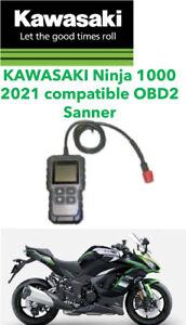 KAWASAKI Ninja 1000 2021 6 PIN DIAGNOSTIC TOOL, OBD  FI SCANNER