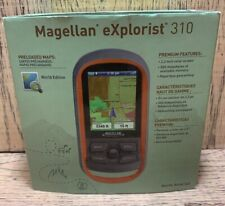 Magellan eXplorist 310 GPS Waterproof Hiking Camping Hunting World Edition NEW