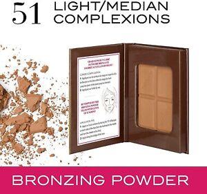Bourjois Delice de Poudre Bronzing Powder - 51 Light & Medium