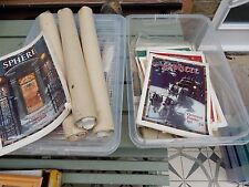 AMAZING HOARD OF MAGAZINES 1880s-  1960s mainly old  75  at bargain price  split