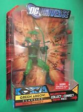 DC Universe Classics GREEN ARROW action figure Wave 9 Chemo Mattel DCU 2009 NEW