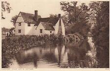 Postcard - Flatford - Willy Lott's Cottage