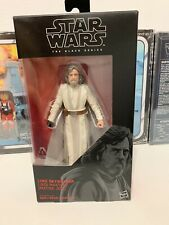 Hasbro Star Wars The Black Series Luke Skywalker (Jedi Master) #46 New In Box