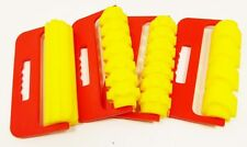 Giant Pattern Rollers X4 paint accessories Arts and Crafts