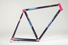 Vintage Rossin Road Bicycle Carbon Frame 54cm Classic Bike Hard To Find