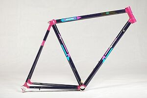 Vintage Rossin Road Bicycle Carbon Frame 54 cm Classic Bike Rare & Hard To Find