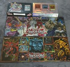 Vintage YuGiOh 1996 LEGENDARY COLLECTION Gameboard Edition 2 Boards NO CARDS