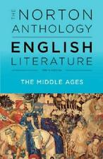 The Norton Anthology of English Literature. Volume A The Middle Ages by Steph...