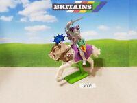 Britains Deetail Crusader Mounted Knight (lot 3095)