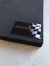 2 mm de espesor 1000mm X 500 Hojas Autoadhesivas Auto De Carrera acolchado asiento de espuma