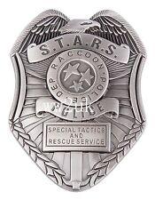 RESIDENT EVIL BIOHAZARD S.T.A.R.S. STARS RACCOON POLICE DEP BADGESILVER - 38057