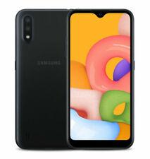 Samsung Galaxy A01 SM-A015A - 16GB - Black (Cricket)  - EXCELLENT- 100% TESTED