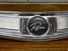 Jul 1963 Buick Riviera Steering Wheel Horn Ring Trim
