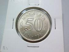Malaysia 50 Sen coin (1983) - BU