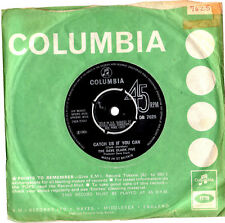"""DAVE CLARK FIVE.CATCH US IF YOU CAN / MOVE ON.UK ORIG 7"""" & CO/SL.EX"""
