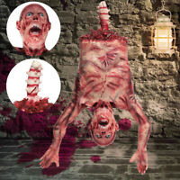 Halloween Hanging Ghoul Ghost Horror Bloody Body Haunted House Party Props Decor