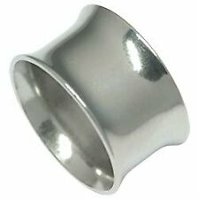 Steel Double Flared Eyelet - 3mm