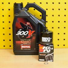Yamaha YZF-R1 98-06 Öl Racing Ölfilter Motul 300V 10w40 RN01 RN04 RN09 RN12