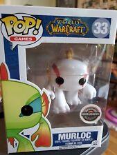 White Murloc Figure World of Warcraft GameStop Exclusive BOX HAS BLEMISHES