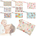 Baby Care Reusable Diaper Bag Waterproof Nappy Pouch Stroller Accessories