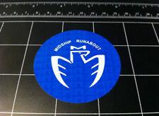 MR2 MK1 AW11 85-89 Midship Runabout blue bird logo decal sticker fits : Toyota