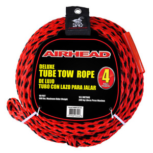 Airhead 3-4 Rider Tube Rope For Inflatable Towable Airhead Ruckus Raft