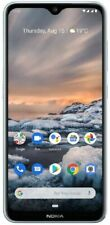 "Nokia 7.2 6.3"" Android Smartphone Sbloccato 4GB RAM 64GB Conservazione Dual SIM Grigio"