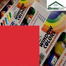 Ahrenshof ORIGINAL Window Color Farben 80ml Kontur u. Sonderfarben (100ml/1,98€)