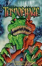 Neil Gaiman's Teknophage: Neil Gaiman's Teknophage by Rick Veitch, Neil Gaiman