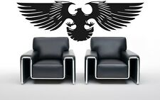 Wall Stickers Vinyl Decal Eagle Bird Symbol Nature Predator Flying Tribal ig263
