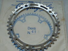 "Campagnolo Nuovo Record 41T Chainring 144 3/32"" Smallest Vintage Road Bike NOS"