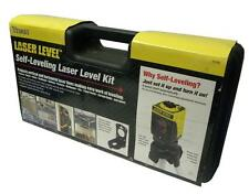 NEW TITAN 15150 SELF-LEVELING LASER LEVEL KIT