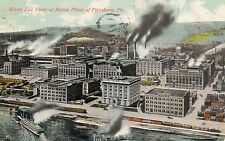 BIRDS EYE VIEW OF THE H.J. HEINZ CO. PLANT-PITTSBURGH,PA 1911
