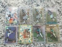 Fred Taylor Rookie Card & Insert Card Lot (23) - Jaguars / Florida Gators