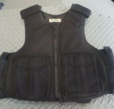 More details for highmark body armour stab bullet proof vest security ex police used medium