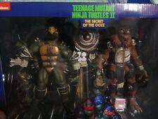 NECA Teenage Mutant Ninja Turtle Tokka and Rahzar Figures