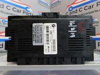 BMW Light Control Module PL2  E81 Basis FRM3R 9230455 16/8