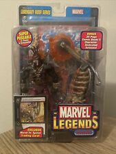 Marvel Legends Legendary Rider Series Vengeance Figure Ghost Rider Book 2005 NIP