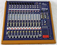 Pult Mischpult Equipment Alpha Audio 170350 Mix Sixteen DSP Mischpult,  B-Ware