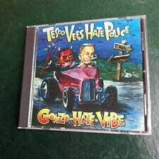 Tesco Vee's Hate Police Gonzo-Hate-Vibe CD, Hair Helmet, King Carnivore + MORE