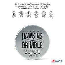 Hawkins & Brimble Beard Balm 100ml - Smooths, Softens & Conditions Beards Tash
