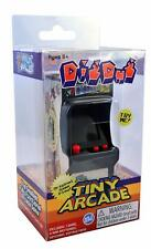 Tiny Arcade DIG DUG Worlds Smallest Playable arcade toy game.