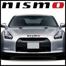 Nismo hood decal sticker for Nissan Sentra Altima 200SX 350Z brt universal 4x4