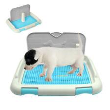 Dog Training Toilet Potty Pets Pad Holder Mesh Cat Lattice Tray Pet Accessories