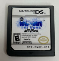 ABC Wipeout The Game (Nintendo DS, 2010) Cartridge Tested & Works VG Free Ship!