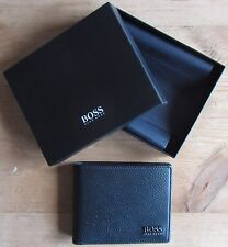 Hugo BOSS Men's Leather Wallet 'Monist' Bi-fold, Style 50261706