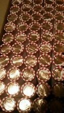 10 ROLLS 1st ISSUE 2018 D BU LINCOLN SHIELD PENNIES - FAST SHIPPING LOT 2